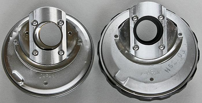 Olympus BH-2 nosepieces