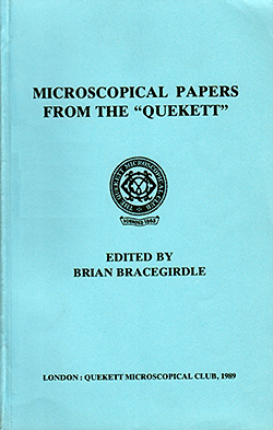 "Microscopical papers from the ""Quekett"""
