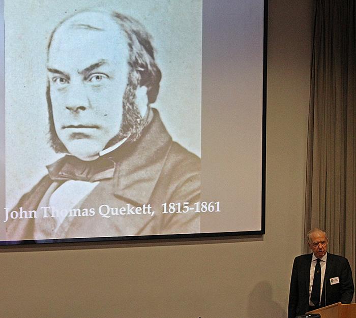 Brian Bracegirdle's presentation