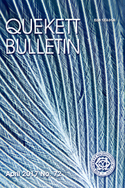 Bulletin 72 front cover