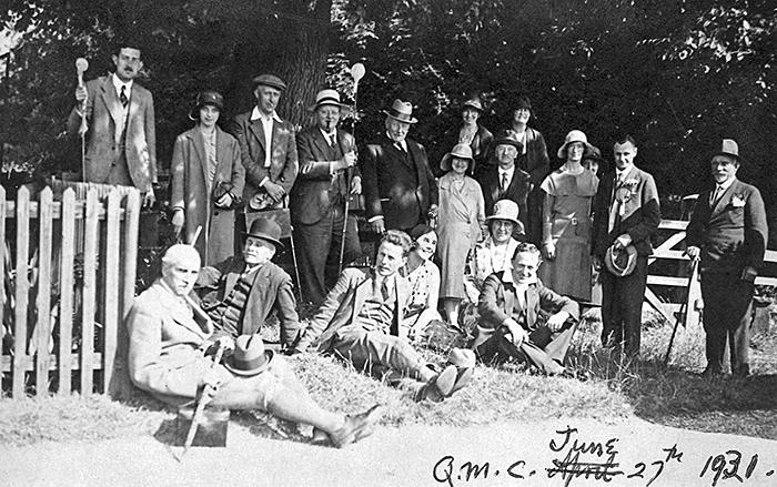 Burnham Beeches 1931
