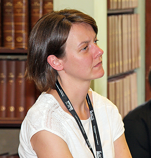 Dr Emmy Bocaege