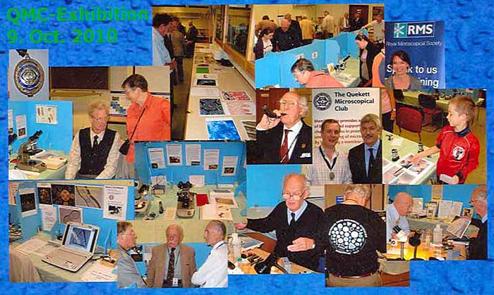 2010 Exhibition montage