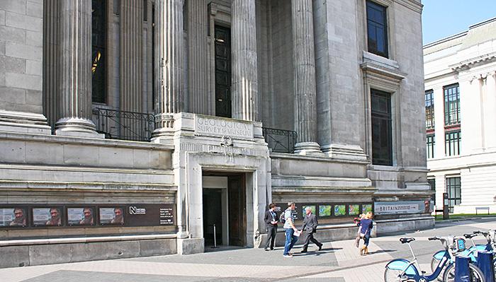 Exhibition Road entrance