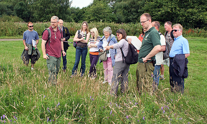 Guided walk on Wimbledon Common