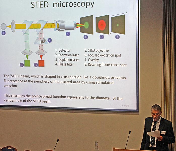 Jeremy Sanderson's presentation