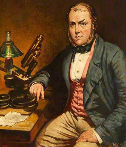 John Thomas Quekett, © The Hunterian Museum at the Royal College of Surgeons