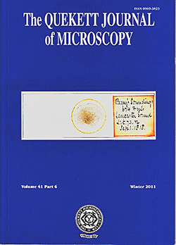 Cover of the Winter 2011 Journal