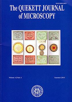 Cover of the Summer 2013 Journal