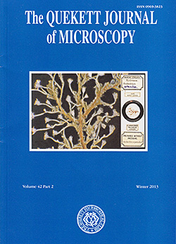 Cover of the Winter 2013 Journal