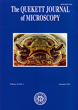 Cover of the Summer 2014 Journal