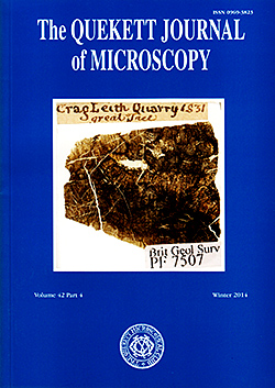 Cover of the Winter 2014 Journal