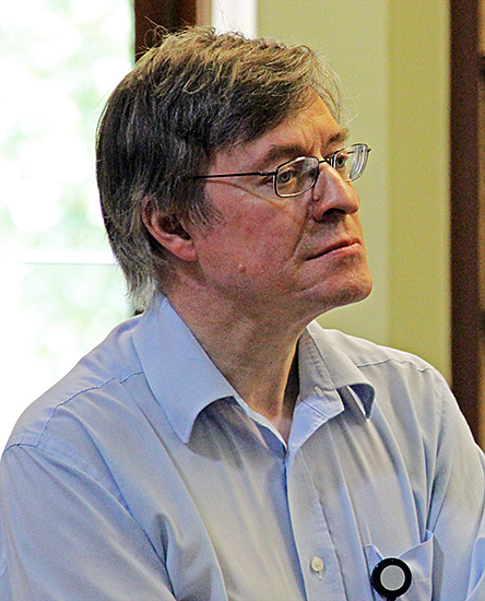 Martyn Cooke