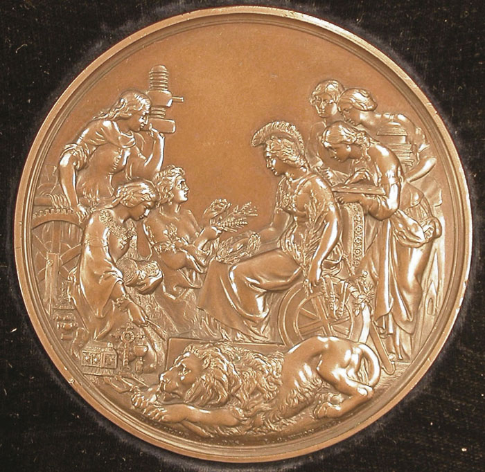 Norman medal