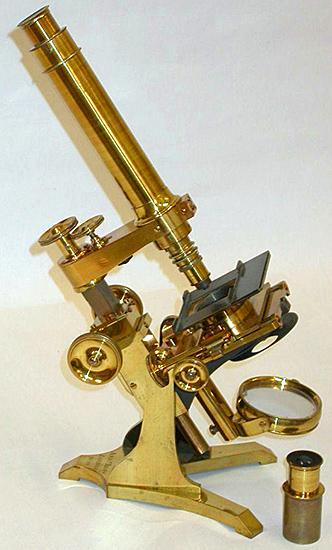 John Quekett's microscope