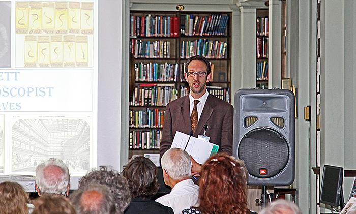 Dr Sam Alberti's introduction