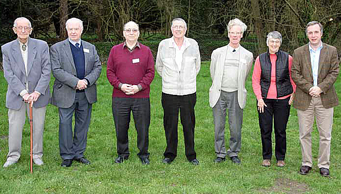 Seven Presidents of the Club