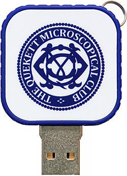 Quekett USB flash drive