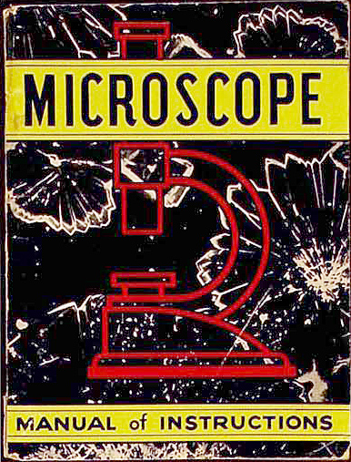 Microscope: Manual of Instructions