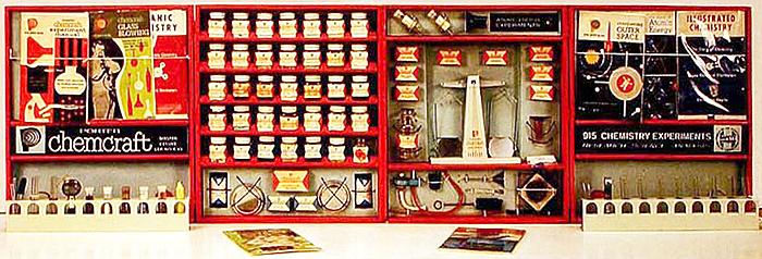 Chemcraft Chemistry Set