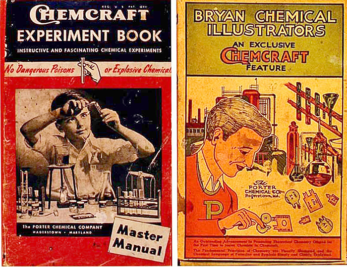Chemcraft Experiment Book