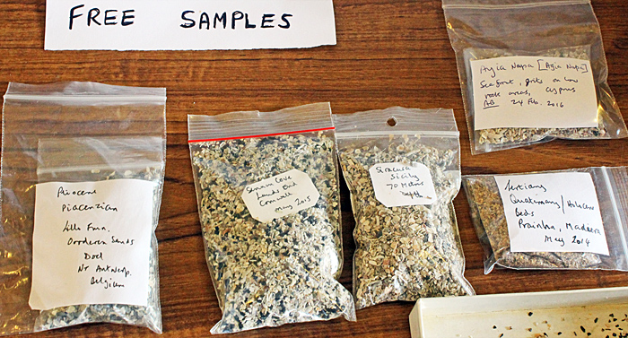 Adrian Brokenshire's free samples