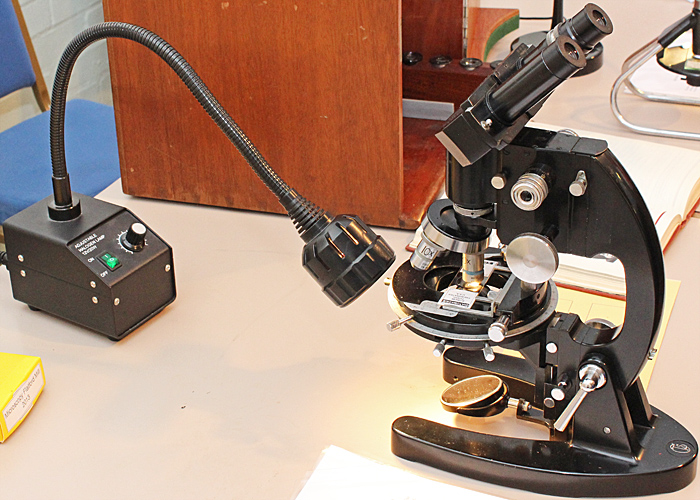 Cooke, Troughton & Simms M3000 microscope