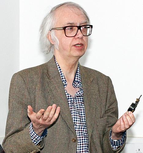 Stephen Parker