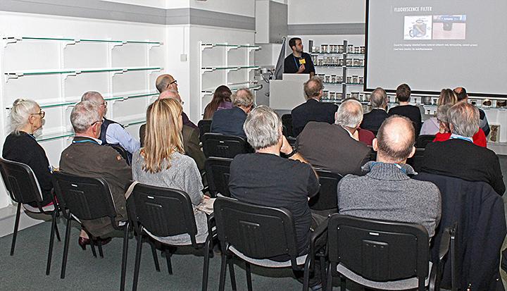 Presentation by Alessandro Felder