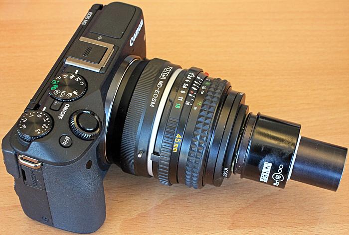 Jacky McPherson's camera