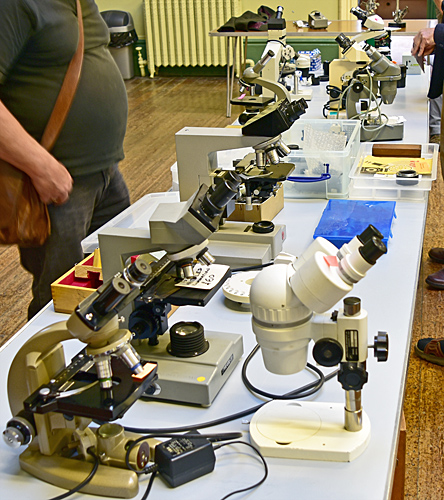 Used microscopes