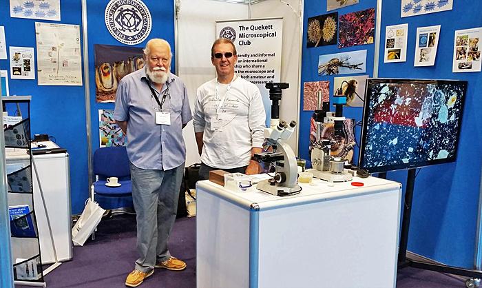 Carel Sartory and Steve Durr