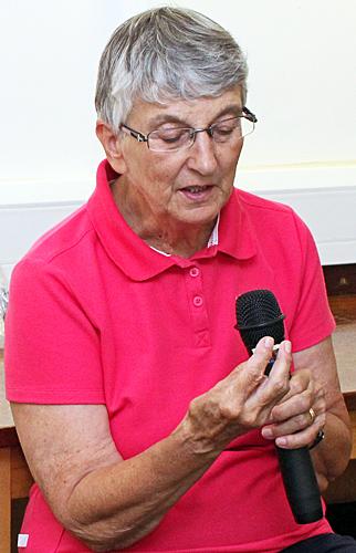 Pam Hamer