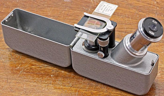 Tiyoda pocket microscope