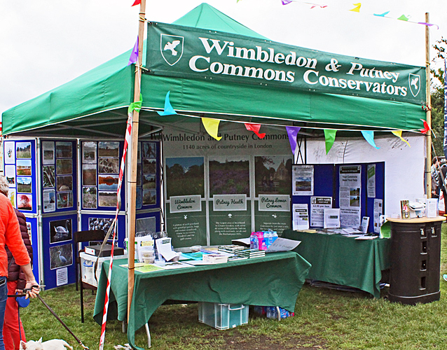 Wimbledon and Putney Commons Conservators