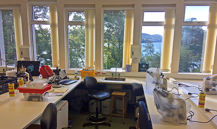 Ferry House laboratory