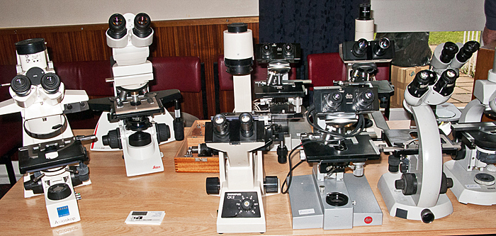 John Millham's used microscopes for sale