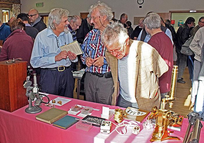 Martin Hinchcliffe, Graham Matthews and Don Edwards