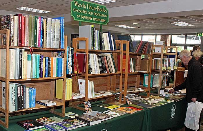 Wyseby House Books