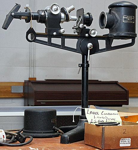 Flatters & Garnett Precision Micro-Projector