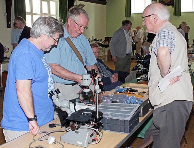 Robert Ratford, Gordon Brown and John Judson
