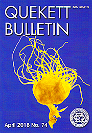 Bulletin 74 front cover