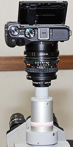 David Linstead's Canon EOS M3 camera