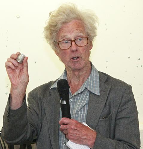Maurice Moss