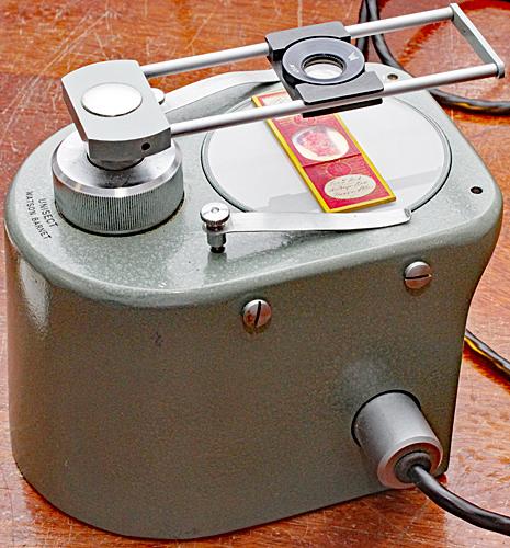 Watson Unisect dissecting microscope