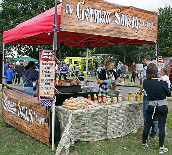 The German Sausage Company