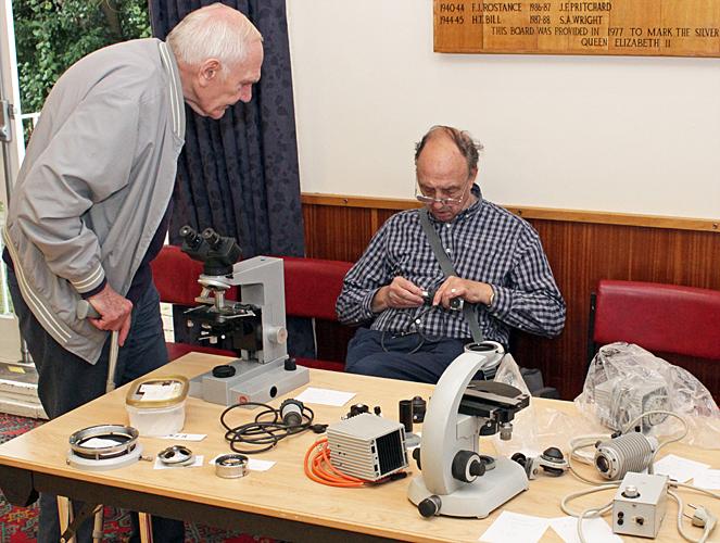 John Birds and Peter Massington