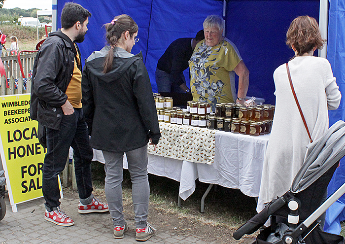 Wimbledon Beekeepers Association