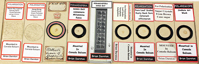 Brian Darnton's slides