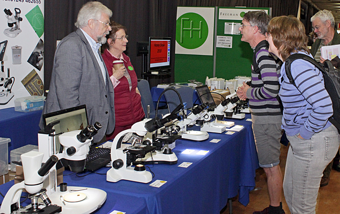Brunel Microscopes